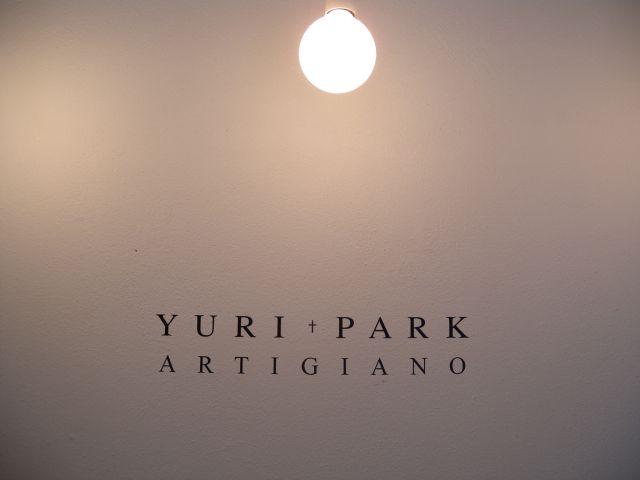 YURI PARK ユリ・パーク ・・・ 。_b0110586_19513616.jpg