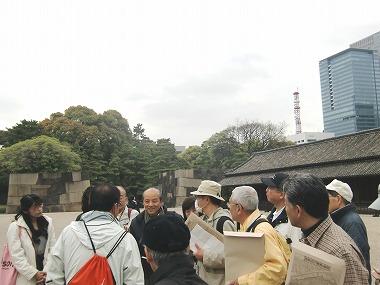 江戸城散歩(江戸の仲間)_c0187004_2337433.jpg