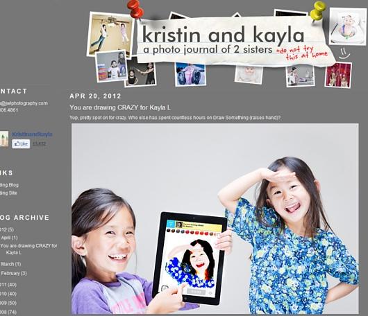 可愛くて楽しくてクリエイティブな写真ブログ、Kristin and Kayla a photo journal of 2 sisters_b0007805_192241.jpg