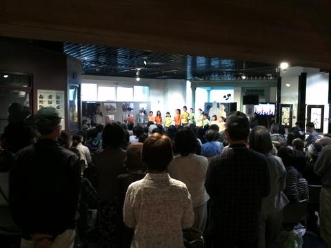 4月21日 DOYO組 ロビーコンサート_b0228113_952036.jpg