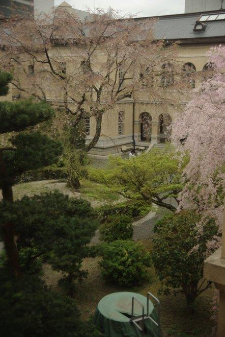 風情漂う 京都府庁旧本館_e0171336_2133886.jpg