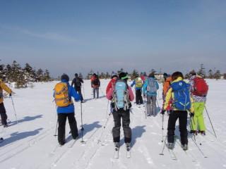 2012 志賀高原~カヤノ平~野沢温泉スキーツアー _a0023246_835787.jpg