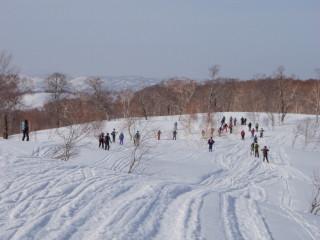 2012 志賀高原~カヤノ平~野沢温泉スキーツアー _a0023246_842467.jpg