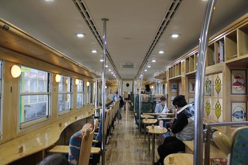 鹿児島帰郷レポート 観光特急 指宿のたまて箱_d0202264_2157135.jpg