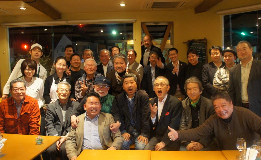 青柳陽一写真家50周年記念パーティー!_c0180686_14263077.jpg