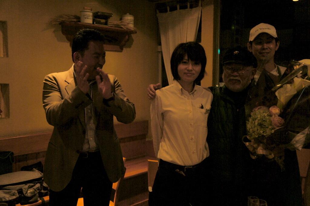 青柳陽一写真家50周年記念パーティー!_c0180686_14273067.jpg