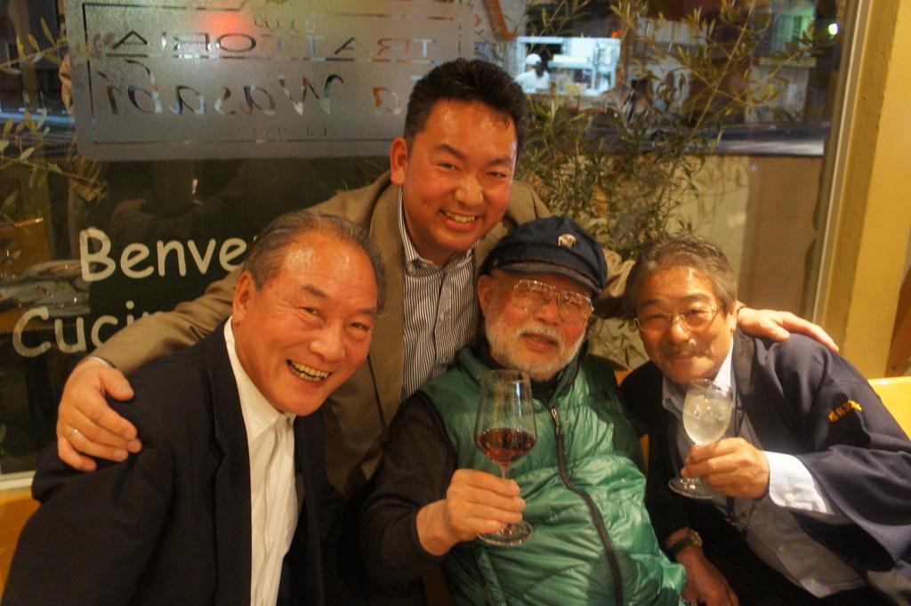 青柳陽一写真家50周年記念パーティー!_c0180686_14273437.jpg