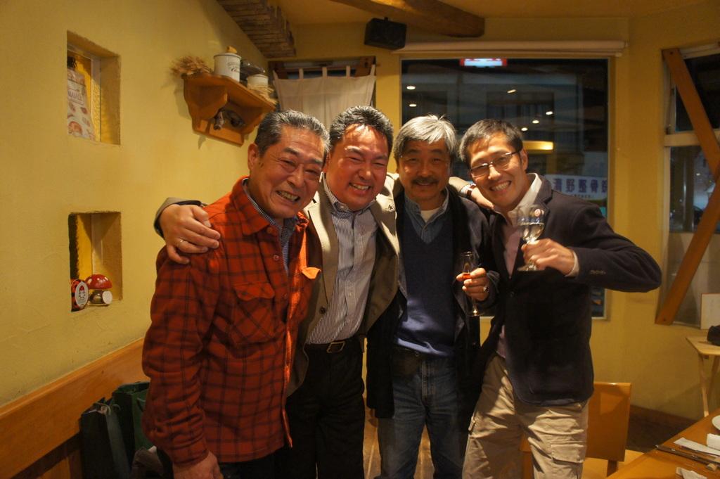 青柳陽一写真家50周年記念パーティー!_c0180686_14274137.jpg