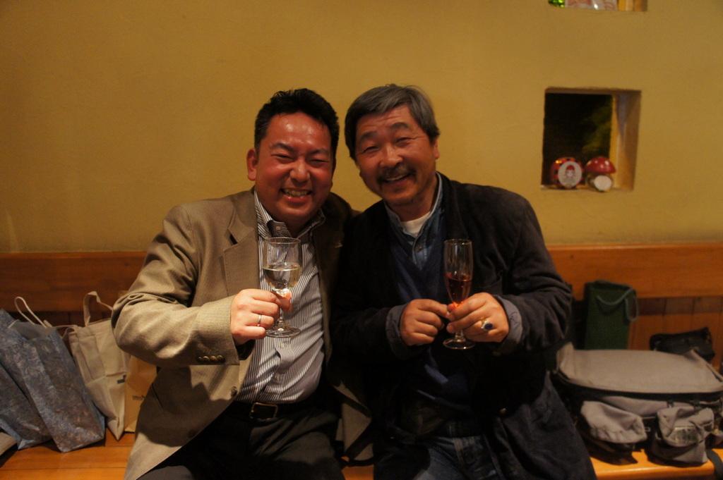 青柳陽一写真家50周年記念パーティー!_c0180686_14274748.jpg