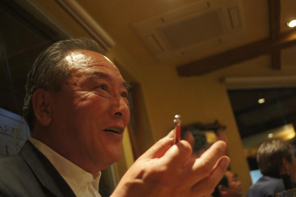 青柳陽一写真家50周年記念パーティー!_c0180686_1428919.jpg