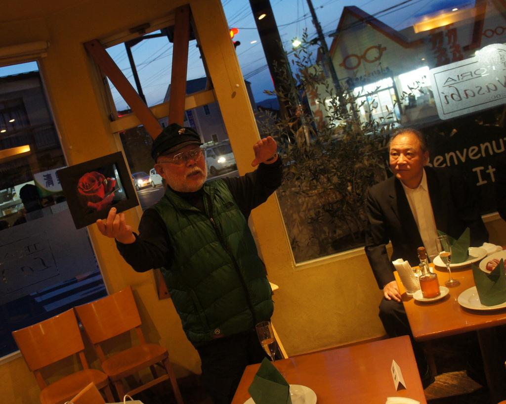 青柳陽一写真家50周年記念パーティー!_c0180686_14384943.jpg