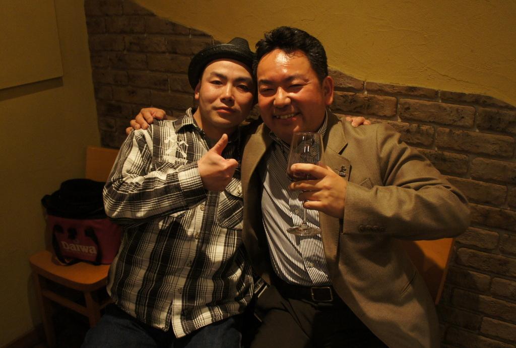 青柳陽一写真家50周年記念パーティー!_c0180686_14473237.jpg