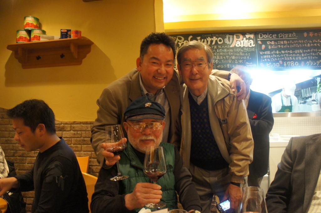 青柳陽一写真家50周年記念パーティー!_c0180686_1449950.jpg