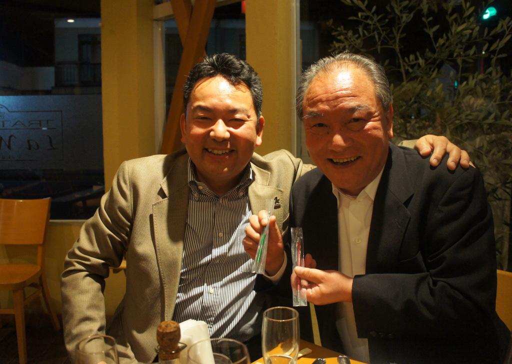 青柳陽一写真家50周年記念パーティー!_c0180686_14513420.jpg