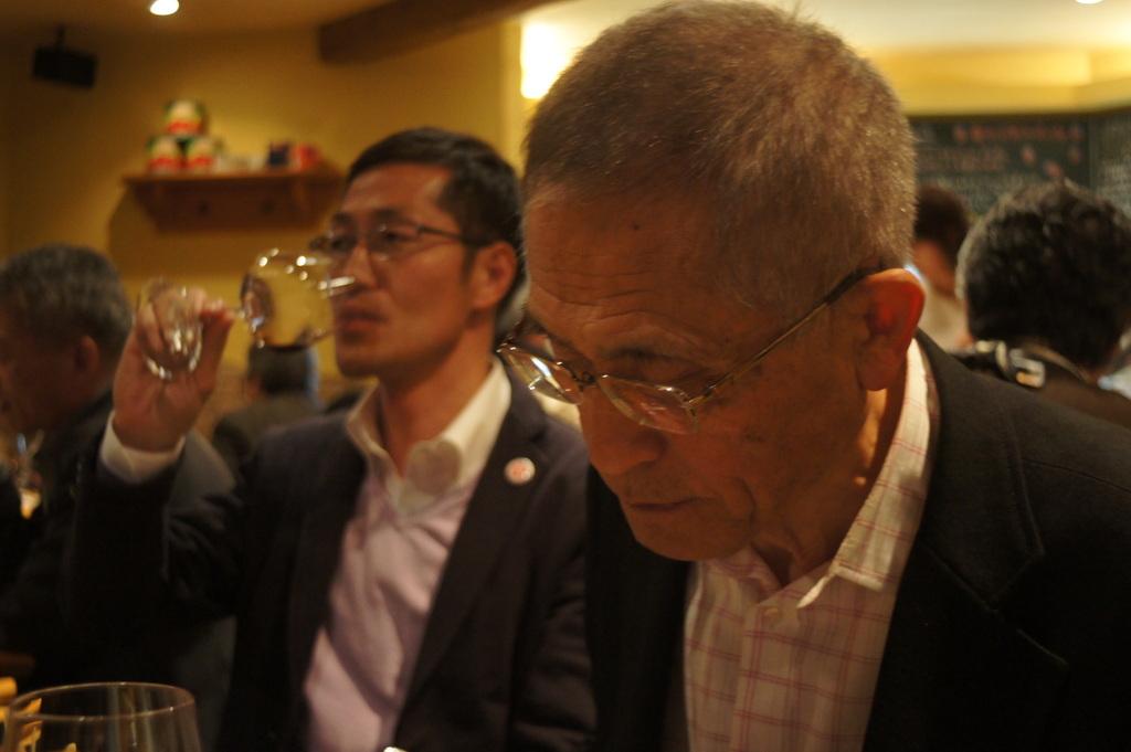 青柳陽一写真家50周年記念パーティー!_c0180686_14531763.jpg