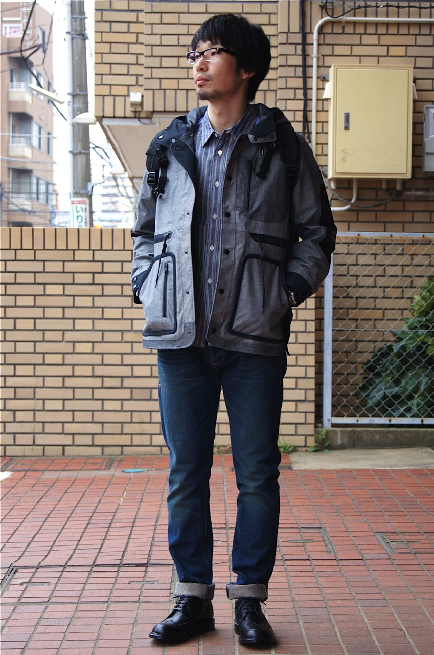 ""\""""CdG HOMME & White Mountaineering"""" Mix Style !_c0079892_20471942.jpg""849|1280|?|en|2|ec2c709c6c2fddefe1509688162e9a6f|False|UNLIKELY|0.3199790120124817