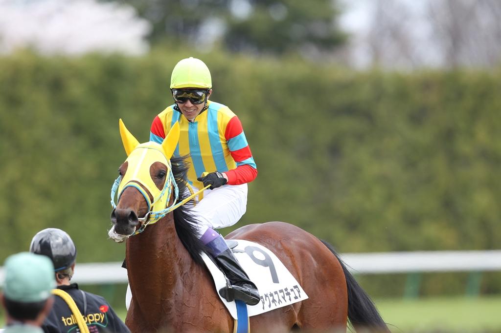 2012年4月21日 福島牝馬S_f0204898_0112468.jpg