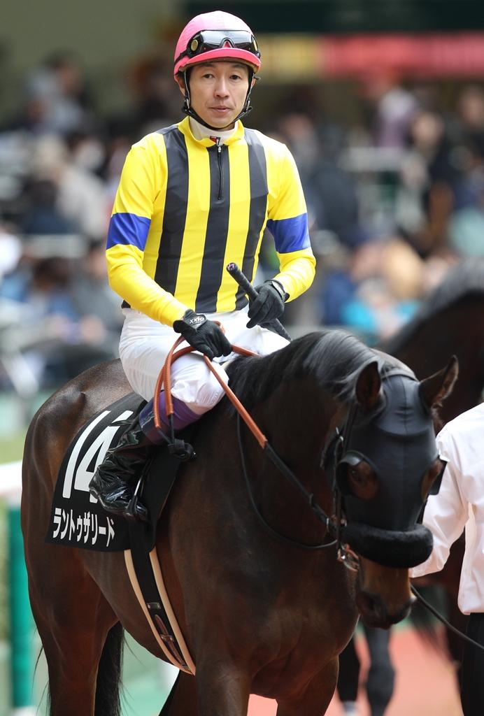 2012年4月21日 福島牝馬S_f0204898_0145786.jpg