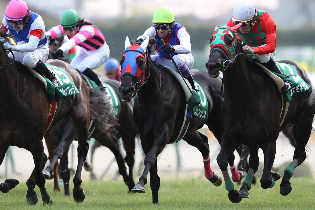 2012年4月21日 福島牝馬S_f0204898_0165841.jpg