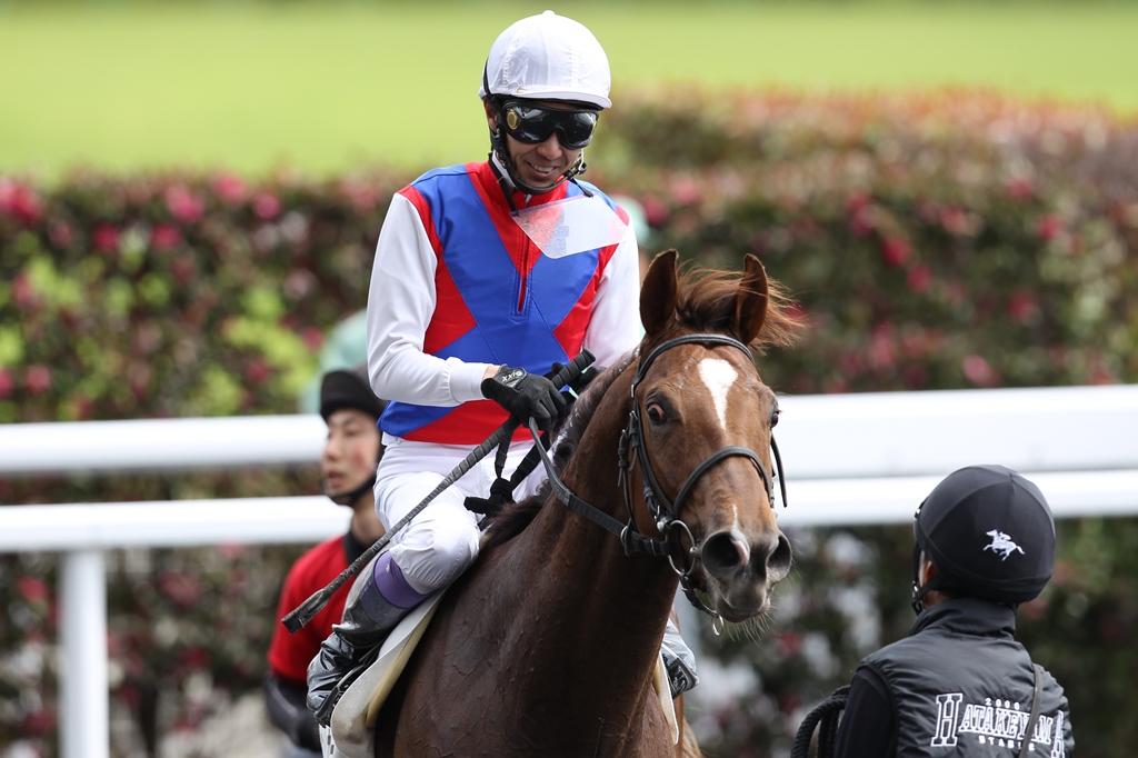 2012年4月21日 福島牝馬S_f0204898_043311.jpg