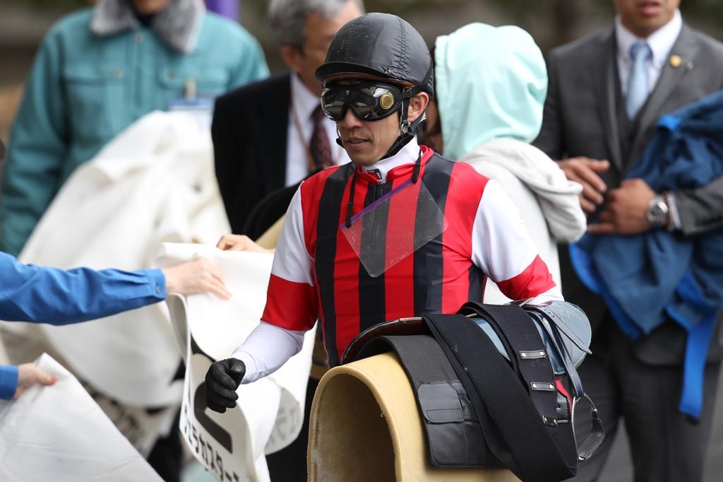 2012年4月21日 福島牝馬S_f0204898_064510.jpg