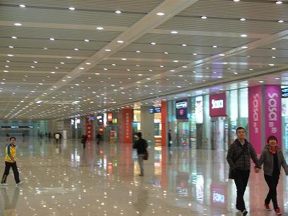 中国出張2010年11月(III)-第五日目-帰国便_c0153302_1834111.jpg