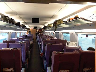 中国出張2010年11月(III)-第五日目-南京-上海高鉄(新幹線)移動_c0153302_188034.jpg