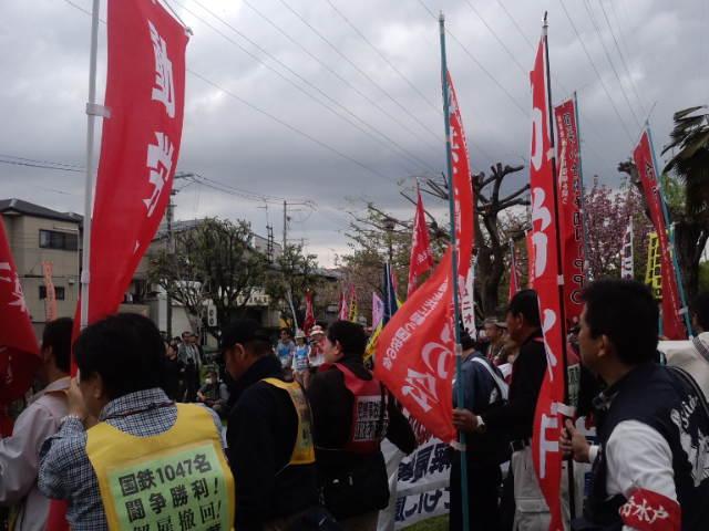 4・21尼崎闘争に全国から380人が結集!_d0155415_1922359.jpg