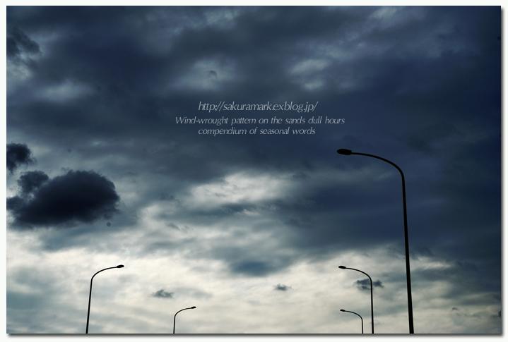 雨の週末・・・。_f0235723_19545283.jpg