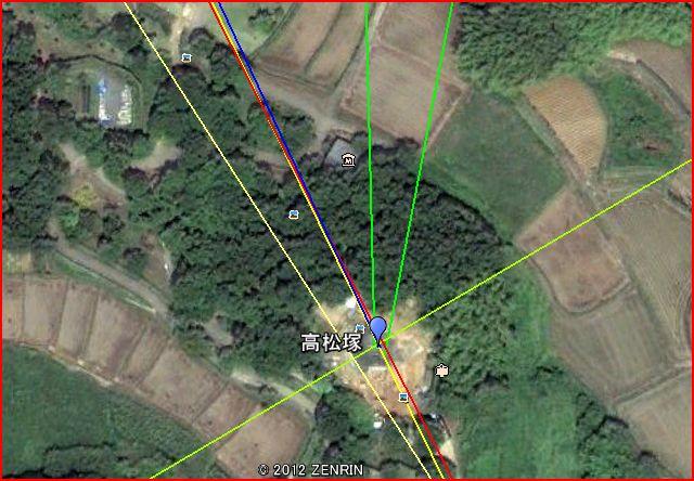 継体天皇陵墓のライン_a0237545_951173.jpg