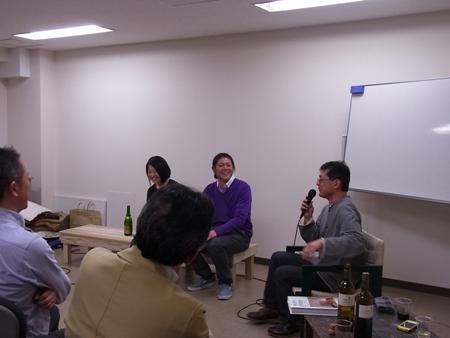 住宅建築 伊礼さん講演会_c0019551_18442839.jpg