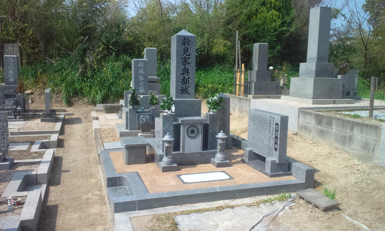 神式のお墓 神徒墓 お墓の移転_c0160758_1537432.jpg