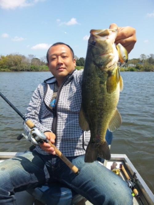 釣果報告 『利根川支流にて40UP!』 FB1_d0145899_4372176.jpg