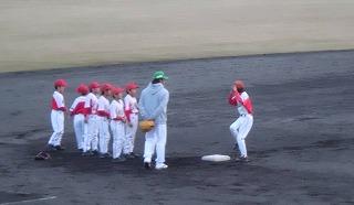 ★サンダーバーズ野球教室★_d0027501_12403027.jpg