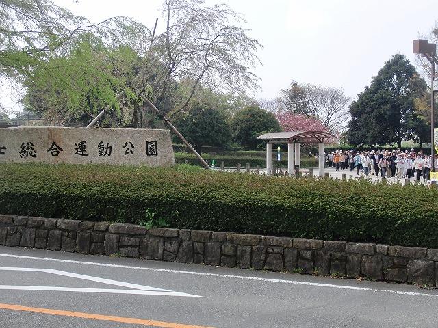 新緑の茶畑を楽しむ「第34回 富士ふれあいウォーク」_f0141310_7475631.jpg