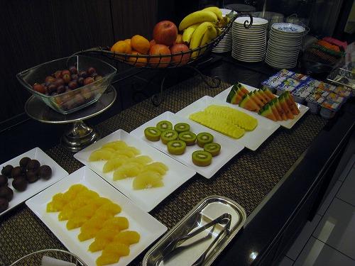 2月 ANAクラウンプラザホテル クラブフロアにお試しステイ 朝食_a0055835_19251152.jpg