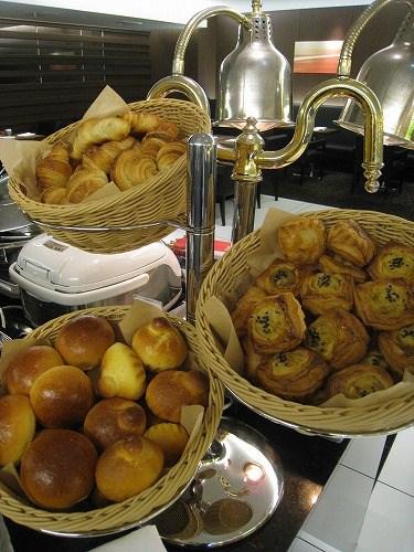 2月 ANAクラウンプラザホテル クラブフロアにお試しステイ 朝食_a0055835_19253338.jpg