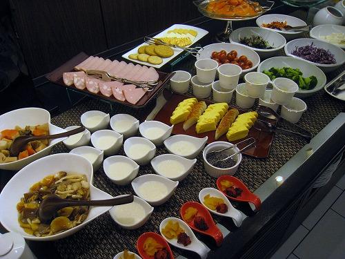 2月 ANAクラウンプラザホテル クラブフロアにお試しステイ 朝食_a0055835_1925438.jpg