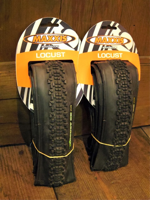 MAXXIS LOCUST (Used Parts)_e0132852_12322188.jpg