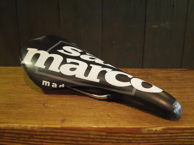 SELLE sanmarco Caymano Racing Replica (Used Parts)_e0132852_12504786.jpg