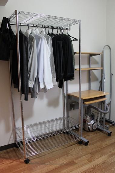 ・衣類収納@洋室。_d0245268_12563063.jpg