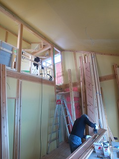 ガルバリウム鋼板張 階段工事_f0059988_170077.jpg