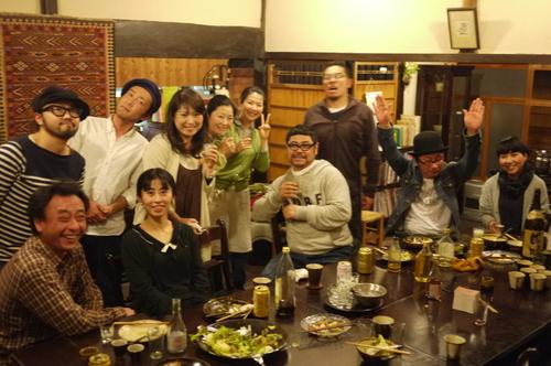 お花見会 =篠山オールスター?=_f0226293_0101293.jpg