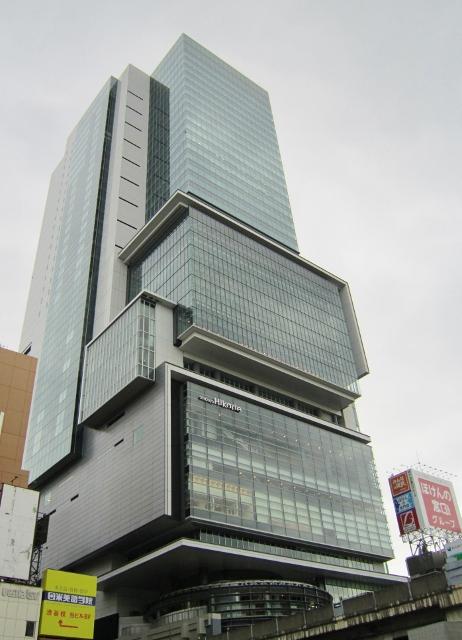 渋谷ヒカリエ_b0083801_14451836.jpg