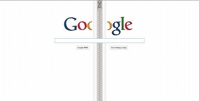 日々徒然-歳時記-Googleの遊び心_120424_ ギデオン・サンドバック生誕132周年_c0153302_1124076.jpg