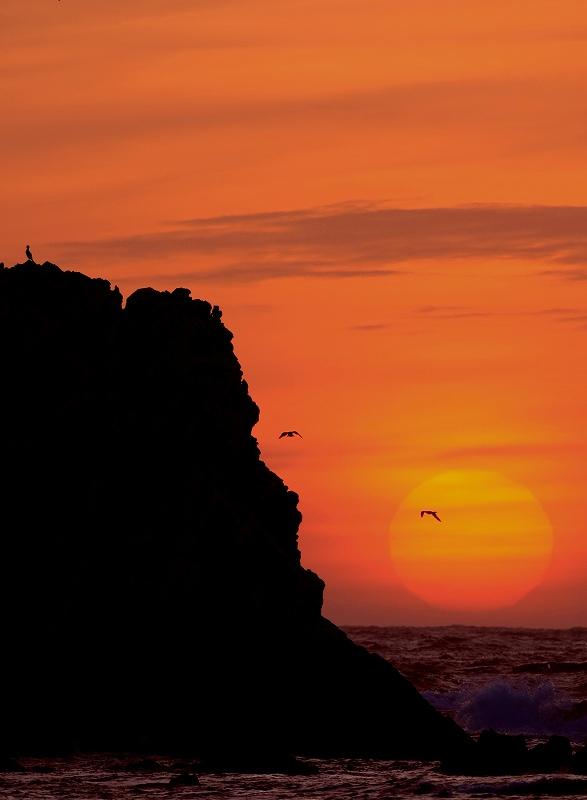 壁島の夕陽_d0074828_21181618.jpg