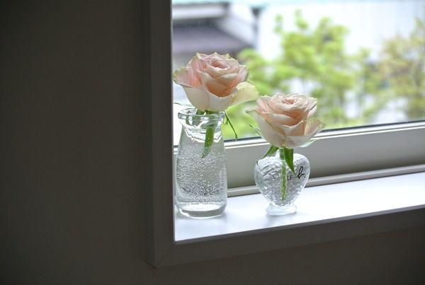 空き瓶にも花を_a0186034_18303358.jpg
