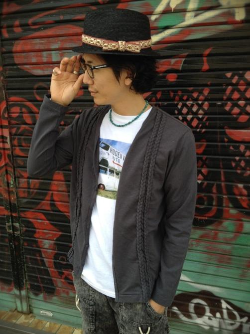 KNOTTY STYLE〜ケミカル〜_c0167336_13455463.jpg