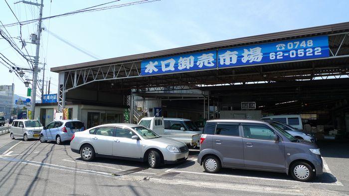 「市場の食堂」さん   (滋賀県甲賀市)_d0108737_12162737.jpg