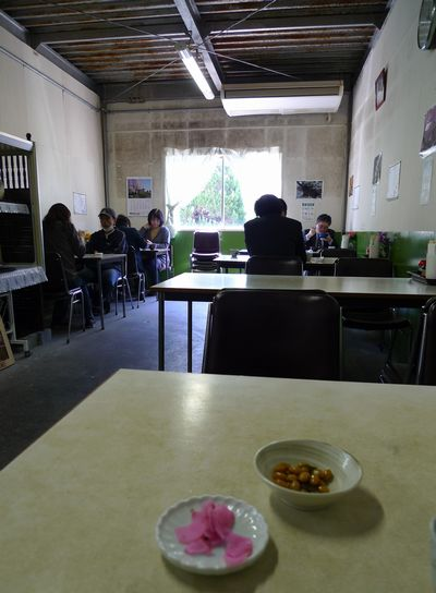 「市場の食堂」さん   (滋賀県甲賀市)_d0108737_12164427.jpg
